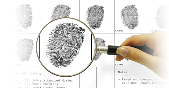 Fingerprint Services